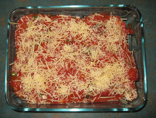 Cannelloni oven ready