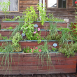 Layered Planter Box